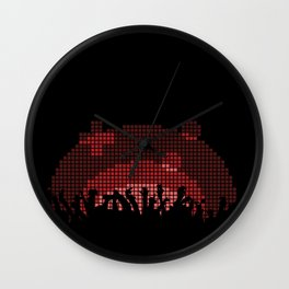 We Are Gamers Wall Clock