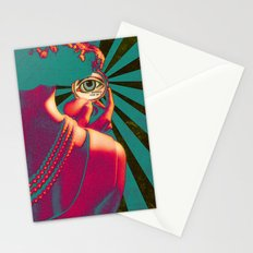 STARING BACK AT ME Stationery Cards