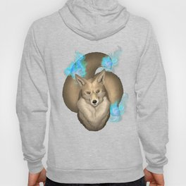 Never Trust A Fox Hoody