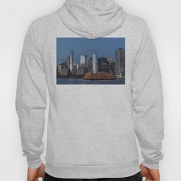NYC and Staten Island Ferry Hoody