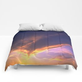 Ominous Cloud: Looking for Rays of Hope Comforters