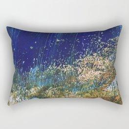 peninsula blue, monterey Rectangular Pillow