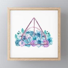 The Magic of Spring Framed Mini Art Print