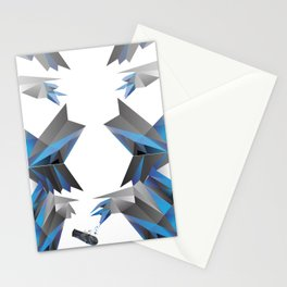 try harder! Stationery Cards
