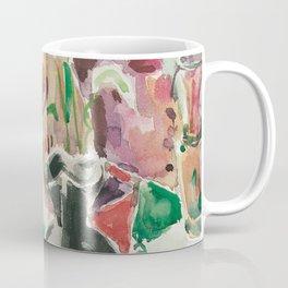 Oskar Moll Stilleben mit Matisse Pla Coffee Mug