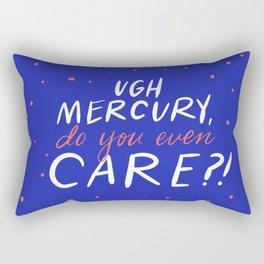 UGH mercury!! Rectangular Pillow