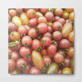 little  tomatoes! Metal Print