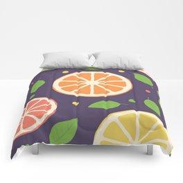 Lemon, Lime and Bitters Comforters