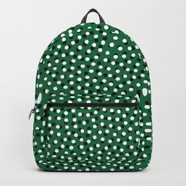 Mix Dots Green Backpack
