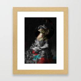 Senora Ceán Bermudez 3 Framed Art Print