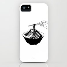 Enjoy Your Meal iPhone (5, 5s) Slim Case