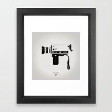 Icons 002 Framed Art Print