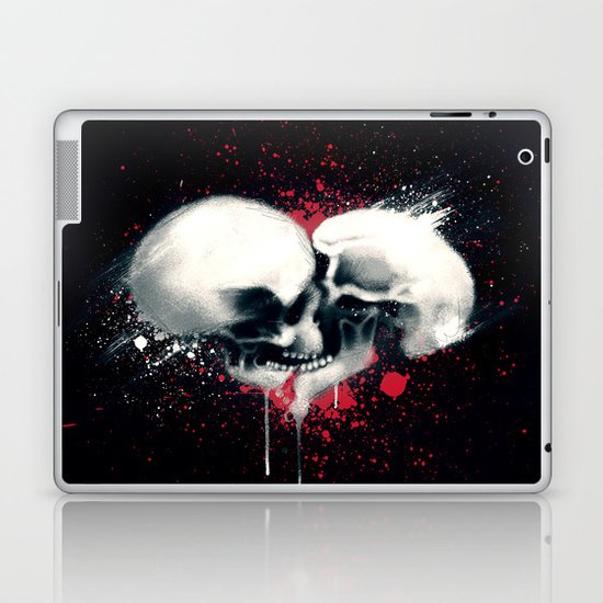 Death Lovers Laptop & iPad Skin
