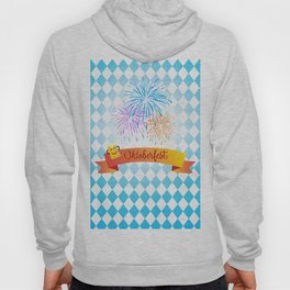 Happy Oktoberfest Festival Decoration Gifts and Presents Hoody
