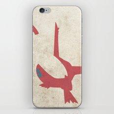 Latias iPhone & iPod Skin