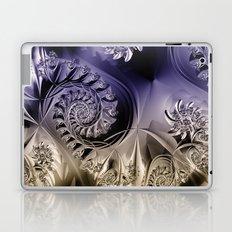 Metallic coils Laptop & iPad Skin