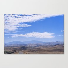 Forever Further To Go Canvas Print