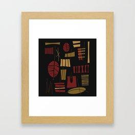 Fonualei Framed Art Print