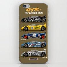 The McLaren 5 iPhone & iPod Skin