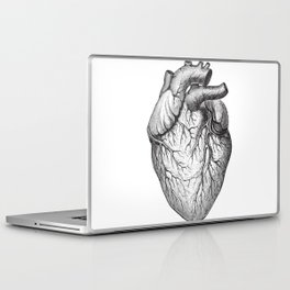 Anatomical Heart Laptop & iPad Skin