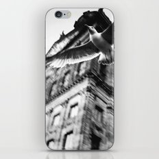 away from this city  iPhone & iPod Skin