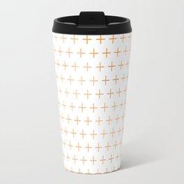 The Plus Side Travel Mug