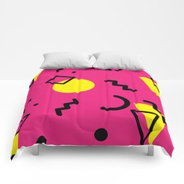 Funky Pattern Comforters