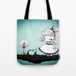 Lost Paradise Tote Bag