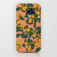 Lemon and Leaf Galaxy S8 Slim Case