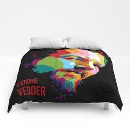 Eddie in WPAP Comforters