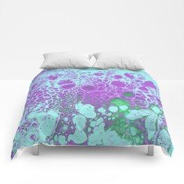 When the pastel garden blooms Comforters