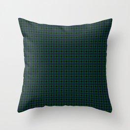 Davidson Tartan Plaid Throw Pillow