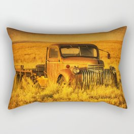 Oldtimer Rectangular Pillow