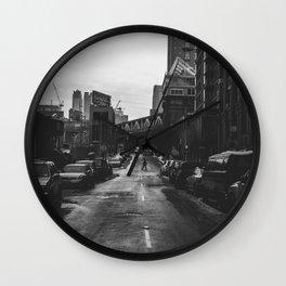 Brooklyn Loner Wall Clock