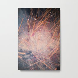 CENSE THE WISHES Metal Print