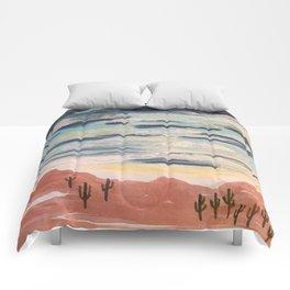 Painted Desert 1 Comforters
