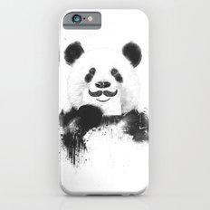 Funny panda iPhone 6s Slim Case
