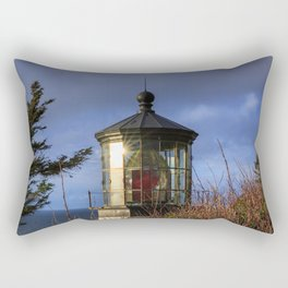 Cape Meares Lighthouse Rectangular Pillow