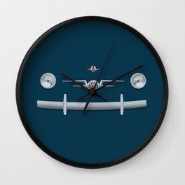 600 Wall Clock