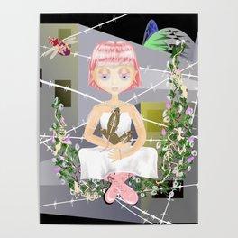 Lucinda Ratgirl Poster