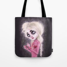 lost forever in a dark space Tote Bag