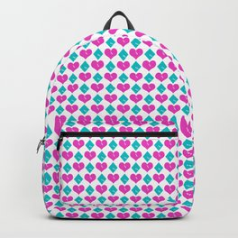 HQ Diamond Heart Backpack