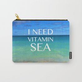 I NEED ... Carry-All Pouch