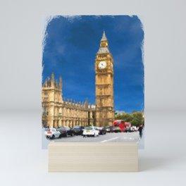 Parliament Building Mini Art Print