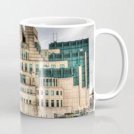 MI6 Building London Coffee Mug