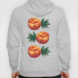 Edgy Pineapple Hoody