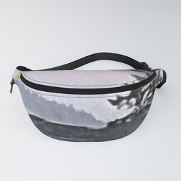 Misty Glow at Archipelago Fanny Pack