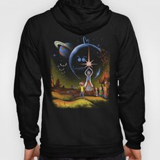 Rick and Morty The Star  Hoody