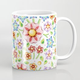 Flower Meadow Coffee Mug