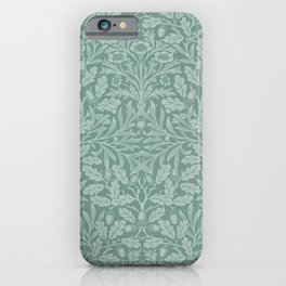 "William Morris ""Acorn"" 2. iPhone Case"